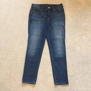 The so slimming girlfriend ankle jeans